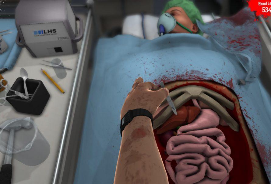 Surgeon Simulator iPad Edition Confirmed