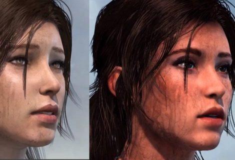 Lara Croft's Face Altered In Tomb Raider: Definitive Edition