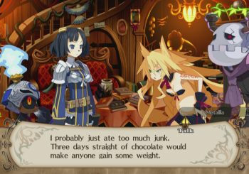 New Screenshots & Gameplay For The Witch And The Hundred Knight
