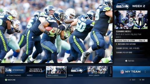 Xbox One NFL