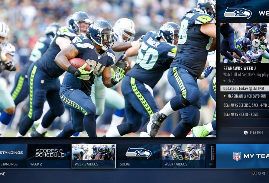 Xbox One Will Stream Live NFL Games At 60 FPS
