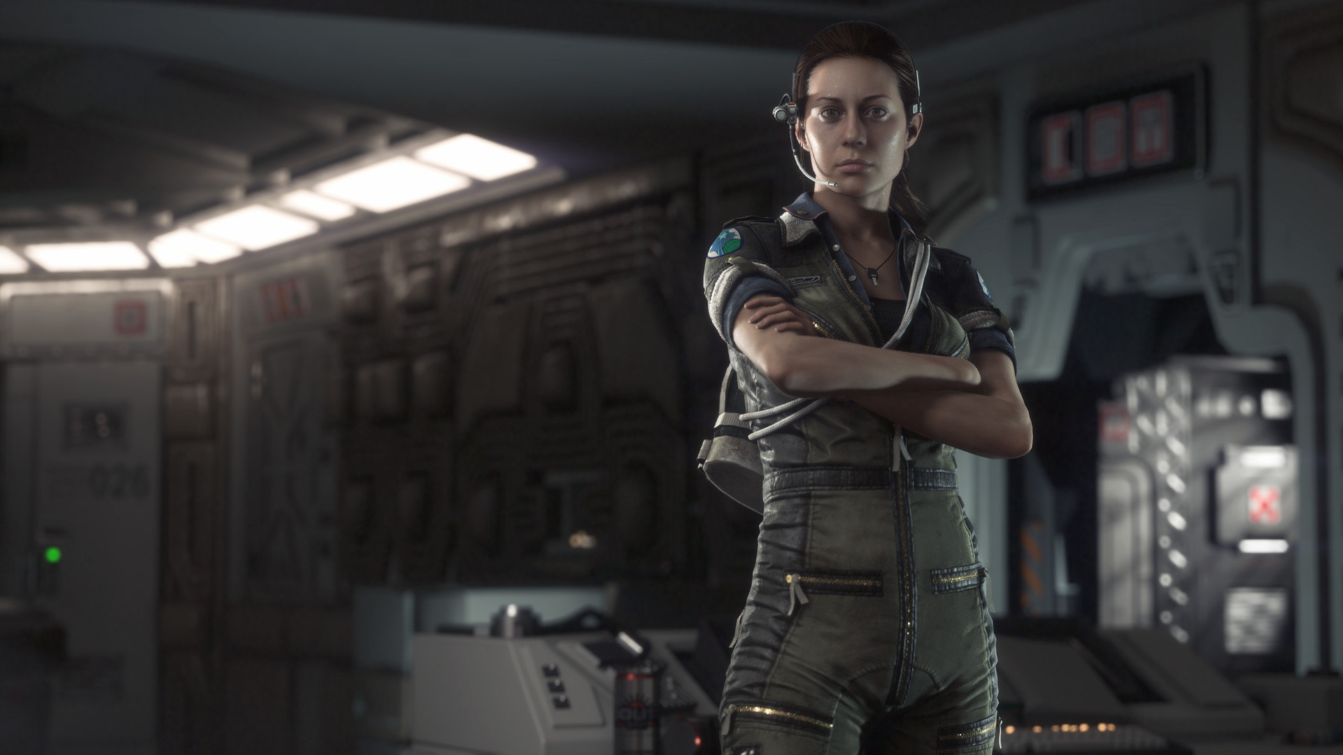 Alien isolation is a production design marvel & deserves xbox one.