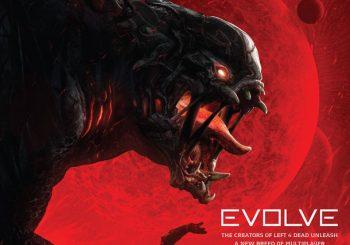 Game Informer Cover Revealed- Evolve From Creators Of Left 4 Dead