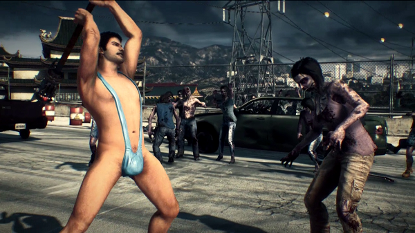 Dead Rising 3 Gets Mega Huge 13GB Patch