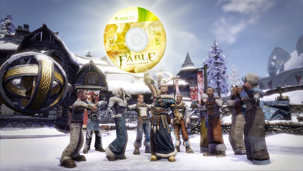 Fable Anniversary Pre-Order Bonuses Revealed