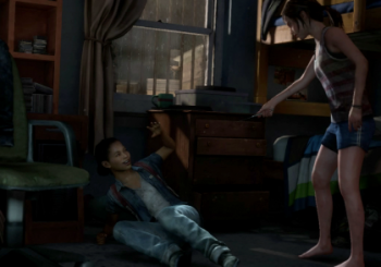 """Opening Cinematic From """"Left Behind"""" DLC for The Last of Us"""