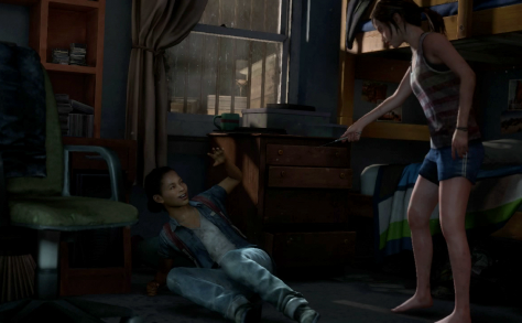 "Opening Cinematic From ""Left Behind"" DLC for The Last of Us"