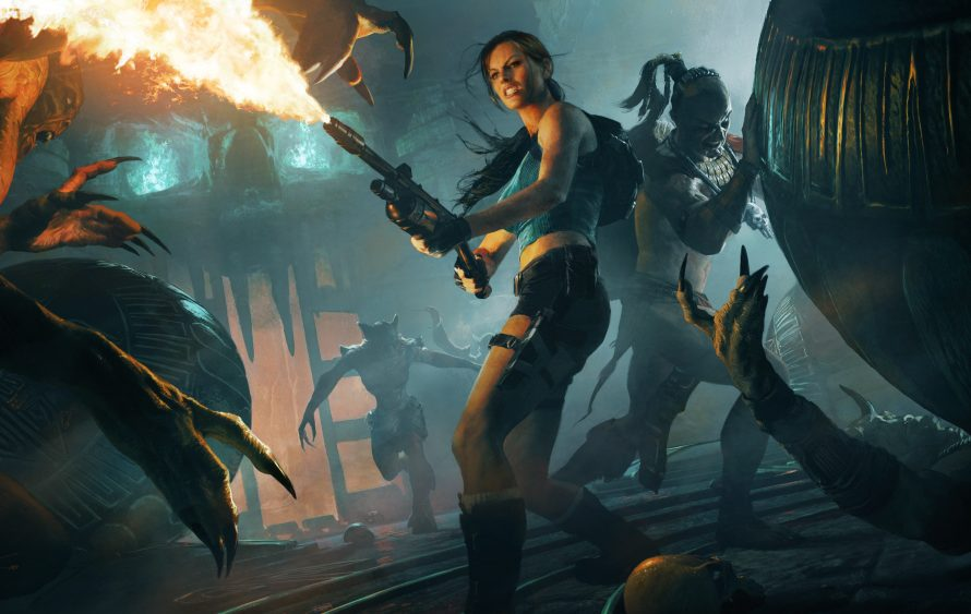 Lara Croft And The Guardian Of Light Free On Xbox Live Now