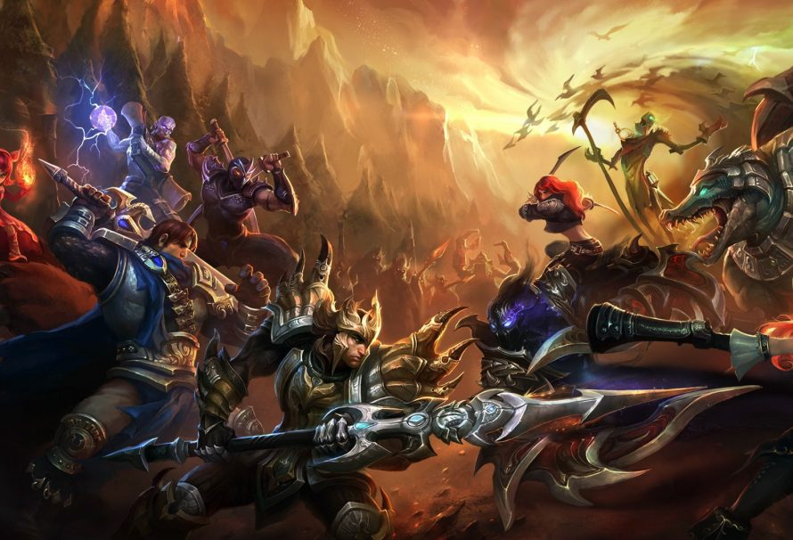 League Of Legends Patch 4.1 Is Now Available