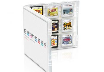Club Nintendo Game Card Cases For 3DS Back In Stock
