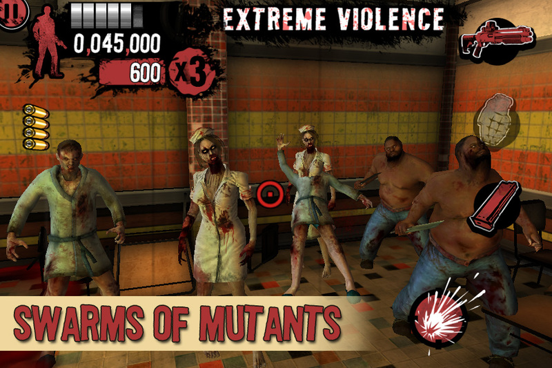 The House Of The Dead Overkill The Lost Reels Now Free On Ios
