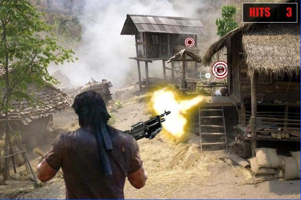 Rambo: The Video Game Shown Off In New Gameplay Footage