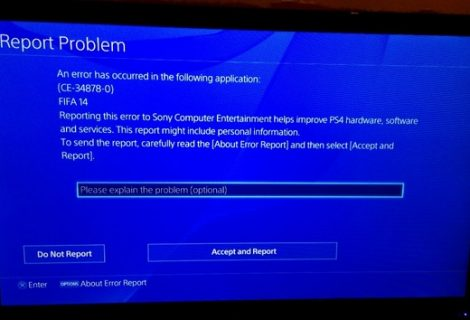 PlayStation 4 Experiencing Data Corruption Errors