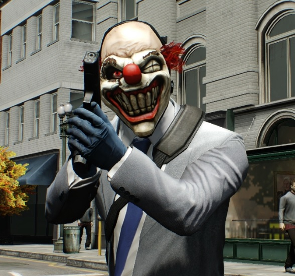Latest Payday 2 DLC Gets Very Twisted