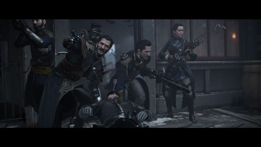 the order 1886 first