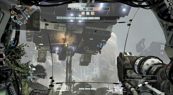 EA Says Titanfall Servers Are Ramping Back Up