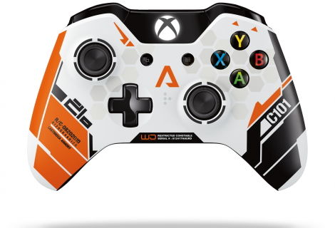 Titanfall Xbox One Controllers Shipping Early