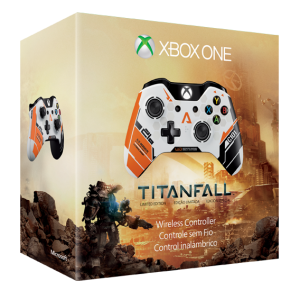 titanfall xbox one controller packshot