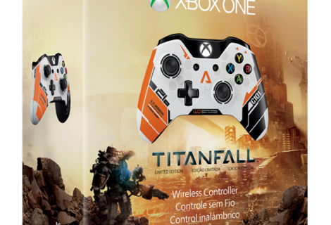 Titanfall Gets New Exclusive Xbox One Controller