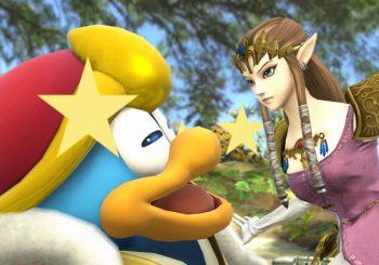 Super Smash Bros.'s Zelda Has King Dedede Seeing Stars