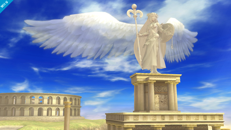 Super Smash Bros. Palutena Troll Taken One Step Further By Sakurai