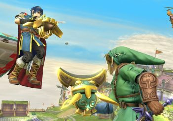 Super Smash Bros. Introduces New Skyward Sword Based Item
