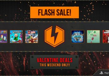 PlayStation Store Is Holding Valentine's Weekend Flash Sale