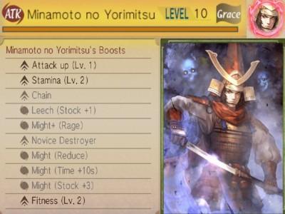 ATK- Minamoto no Yorimitsu