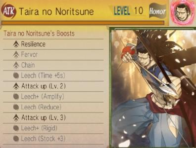 ATK- Taira No Noritsune