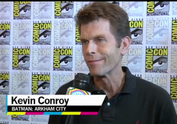 Kevin Conroy Hints of New Batman Game Again