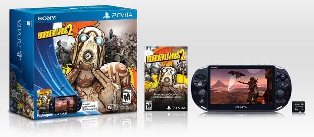 PS Vita Slim Coming To US Soon In Brand New Borderlands 2 Bundle
