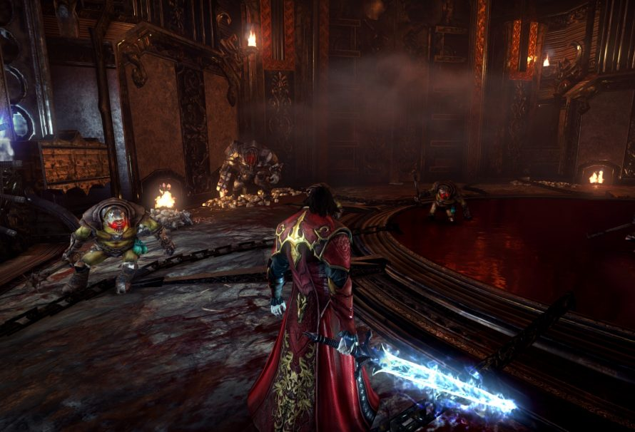 Castlevania: Lords Of Shadow 2 Launch Trailer