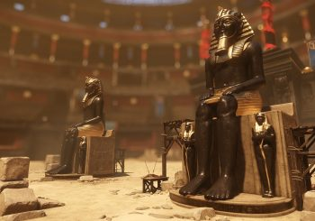 Ryse DLC Mars' Chosen Pack Screenshots Unveiled