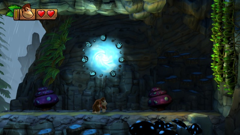 Donkey Kong Country: Tropical Freeze Guide - World 2 Secret Exits