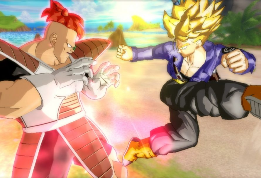 Top Five Dragon Ball Z Console Games