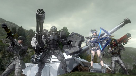 Earth Defense Force 2025 (2)
