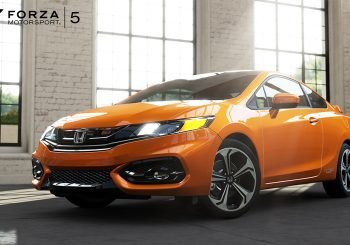 Honda Cars Coming As Free DLC For Forza Motorsport 5