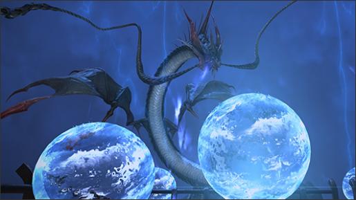 Final Fantasy XIV - leviathan featured
