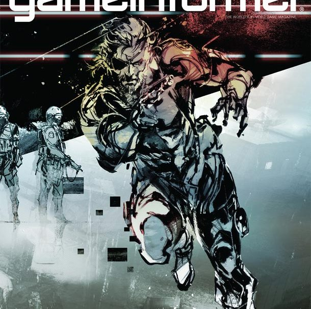 March Game Informer Shows Off Metal Gear Solid
