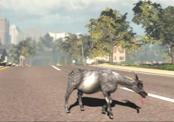 Goat Simulator Pre-Order Now Available