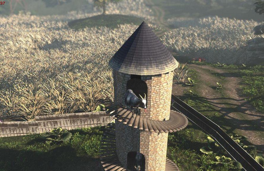 Goat Simulator Foolish Release Date Set