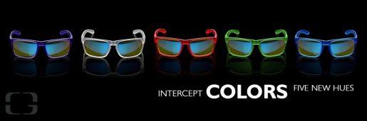 Gunnar Intercept Colors