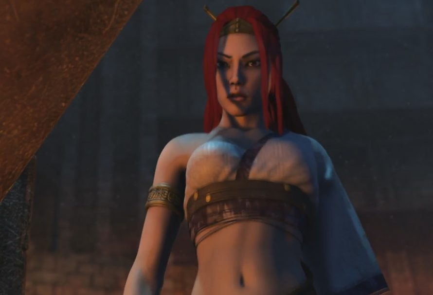 Heavenly Sword Movie Receives Brand New Trailer