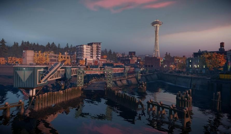 Stunning inFamous: Second Son Screenshots Released