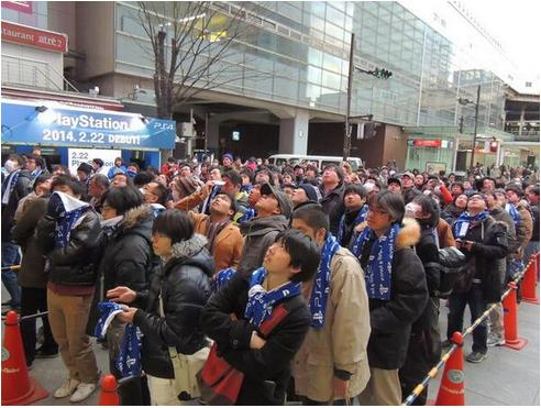 Lots of Japanese Gamers Already Lining Up For PS4