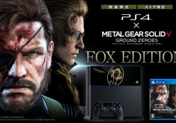Metal Gear Solid V: Ground Zeroes FOX Edition PS4 Is Coming To Japan