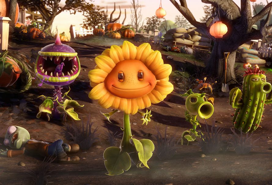 Plants Vs. Zombies: Garden Warfare & more games free on PSN