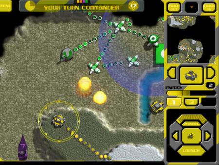 MoonBase Commander Blasts Onto Steam