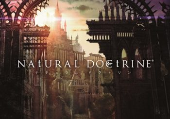 PS4 RPG Natural Doctrine Gets Japanese Boxart & Screens