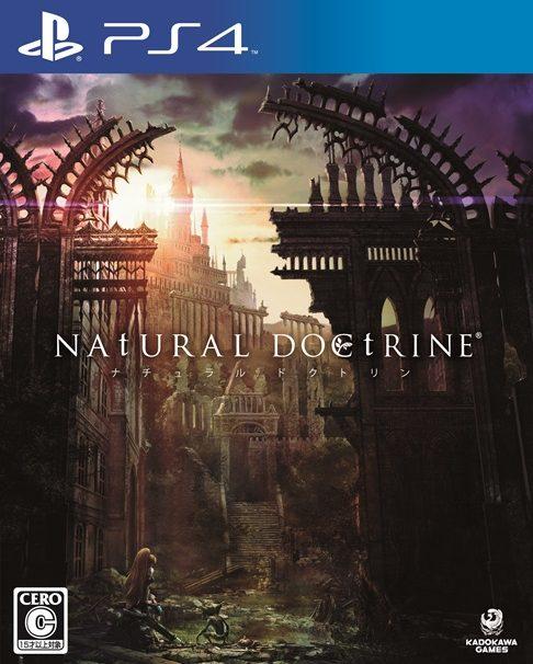 PS4 RPG Natural Doctrine Gets Japanese Boxart & Screens